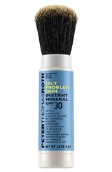 Peter Thomas Roth Instant Mineral Oily Problem Skin Translucent Brush On Powder Spf 30