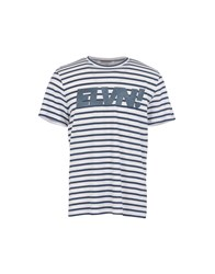 Eleven Paris T Shirts Pastel Blue