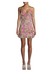 Bailey 44 Day Dream Camisole Dress Paisley
