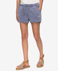 Roxy Juniors' One Call Away Pull On Shorts Blue
