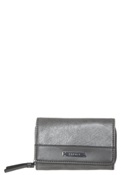 Esprit Wallet Mud Grey