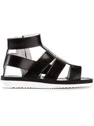 Swear 'Louise' Strappy Sandal Black