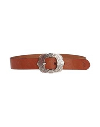 Ralph Lauren Belts Tan