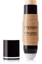 By Terry Nude Expert Foundation Duo Stick Cream Beige 3 Neutral