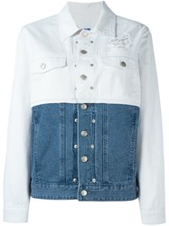 Steve J And Yoni P 'Blue Is My Name' Jacket White