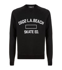 Dsquared2 L.A. Beach Sweatshirt Male