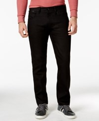 Sean John Bedford Seamed Back Straight Fit Jeans