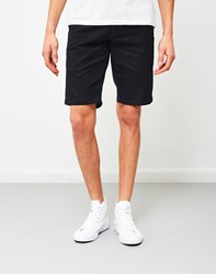 Carhartt Wip Lamar Sid Stretch Twill Short Black