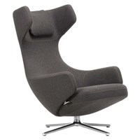 Vitra Grand Repos Armchair Grey