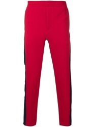 Polo Ralph Lauren Hi Tech Hybrid Track Pants Red