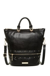 Catherine Malandrino Savannah Zip Tote Black