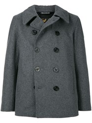 Gloverall Double Breasted Coat 60