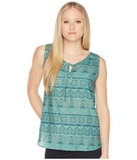 Kuhl Flora Tank Top Jasper Sleeveless Brown