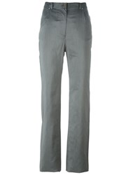 Romeo Gigli Vintage High Waist Trousers Grey