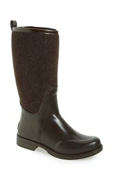 Uggr Women's Ugg Reignfall Waterproof Rain Boot Chocolate