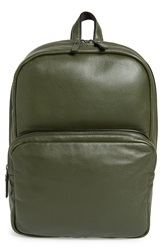 Marc By Marc Jacobs 'Classic' Leather Backpack Workwear Fatigue