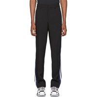 Vetements Black Tailored Tracksuit Trousers