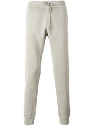 Dsquared2 Exposed Seam Track Pants Nude Neutrals