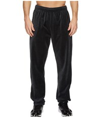 Fila Velour Pants Black Heather Men's Clothing