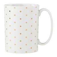 Kate Spade Everdone Lane Mug Small Dots