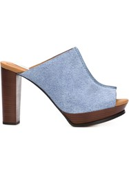 See By Chloa 'Alex' Mules Blue