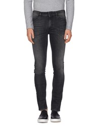 M.Grifoni Denim Denim Denim Trousers Men Black