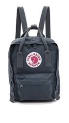 Fjall Raven Fjallraven Kanken Mini Backpack Graphite