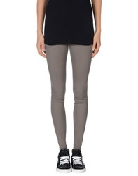 P.A.R.O.S.H. Trousers Leggings Women Khaki