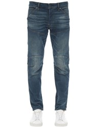 G Star 5620 3D Slim Stretch Denim Jeans Blue