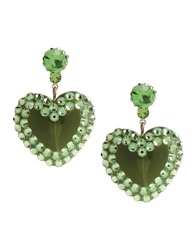 Tarina Tarantino Earrings Green