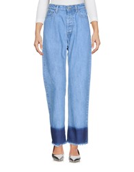 Attic And Barn Jeans Blue