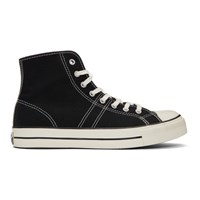 Converse Black Lucky Star High Top Sneakers