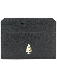 Mark Cross Card Holder Black