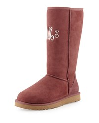 Classic Tall Boot Plum Wine Ugg Australia