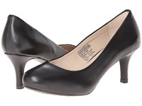 Rockport Seven To 7 Low Pump Black Smooth High Heels