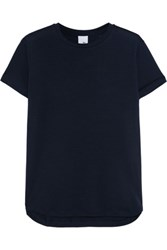 Iris And Ink Valerie Jersey T Shirt Midnight Blue