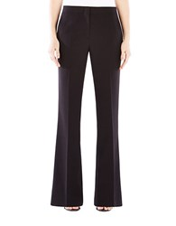 Bcbgmaxazria Braden Flared Trousers Black