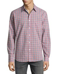 Faherty Dawn Patrol Long Sleeve Plaid Shirt Multi