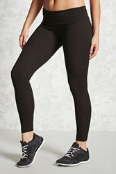Forever 21 Active Foldover Waist Leggings