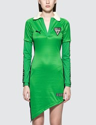 23f425971a59 Fenty Puma By Rihanna Asymmetric Jersey Dress
