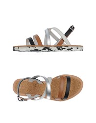 Paul By Paul Smith Footwear Sandals Women Black