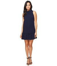 Trina Turk Maka Dress Indigo Women's Dress Blue