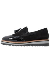 Pier One Slipons Black