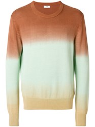 Cmmn Swdn Gradient Fitted Sweater Multicolour