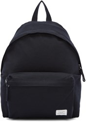 Rag And Bone Navy Canvas Standard Backpack