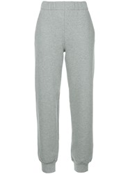 The Row Casual Track Pants Grey