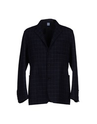 Faconnable Blazers Dark Blue