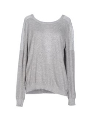Care Of You Sweaters Light Grey