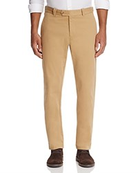 Bloomingdale's The Men's Store At Chino Slim Fit Pants 100 Exclusive Khaki
