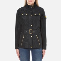 Barbour International Women's Swingarm Casual Jacket Black